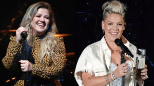Kelly Clarkson Performs For SiriusXM At Gramercy Theatre